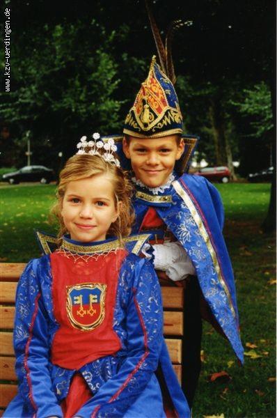 2008/2009 Philip I. und Alina II.