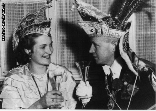 1939/1940 Max I. (Dick) und Adele I. (Ramrath)