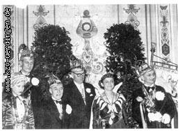 1952/1953 Hans I. (Hellenbrand) und Magdalene I. (Horster)