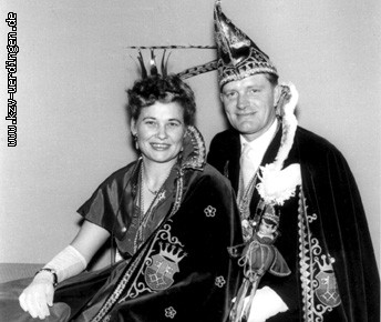 1958/1959 Willi II. und Irma I. (Ortmanns)