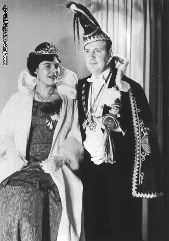 1960/1961 Hans II. und Helene I. (Pütz)