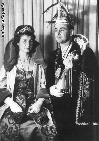 1961/1962 Hans III. und Carola I. (Schellewald)