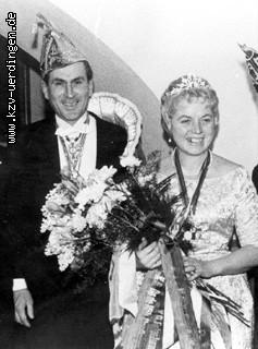 1963/1964 Drago I. und Gertrud (Srakar)