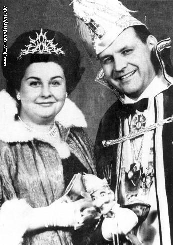 1965/1966 Willy III.und Adi I. (von der Warth)