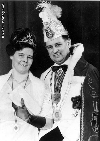 1966/1967 Karl-Heinz I. und Gerda I. (Blondin)