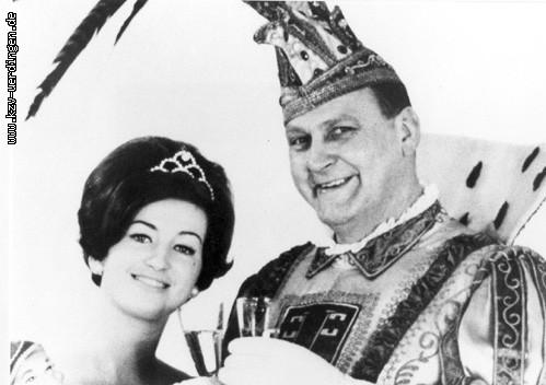 1967/1968 Josef I. und Hannelore I. (Segermann)