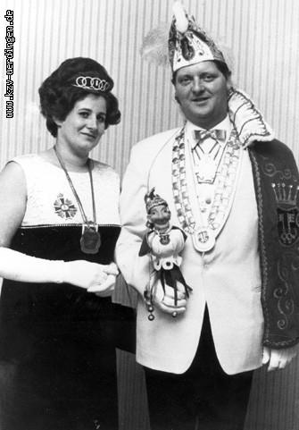 1968/1969 Hermann I. und Doris I. (Hirschberg)
