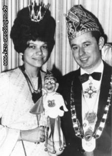 1969/1970 Wilhelm-Maria I. und Brunhild I. (Dick)