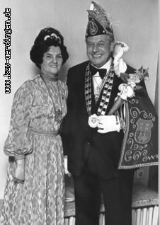 1972/1973 Heinz I. und Hanne I. (Spilker)