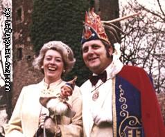 1973/1974 Hans IV. Elfride I. (Kamp)