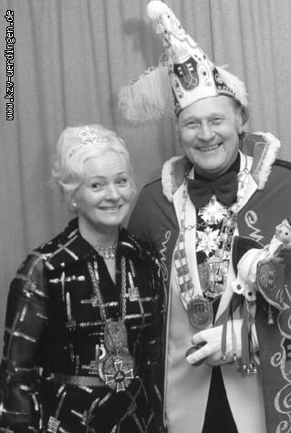 1977/1978 Walter I. und Marlies I. (Brockmann)