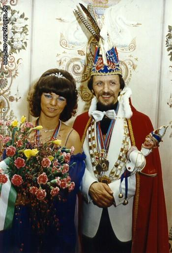 1978/1979 Armin I. und Tina I. (Everhardt)