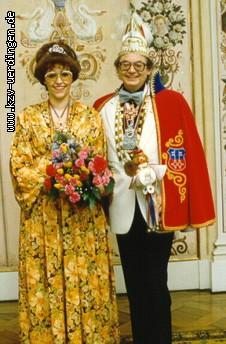 1979/1980 Jürgen I. und Ingrid I. (Hermanns)