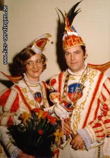 1980/1981 Wolfgang I. und Renate I. (Scheidemantel)