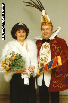 1981/1982 Herbert I. und Helga I. (Küsters)