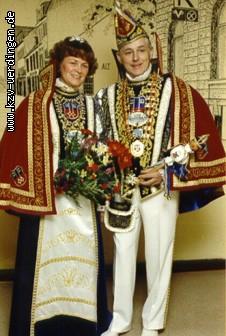 1984/1985 Joseph I. und Gerdi I. (Schweers)