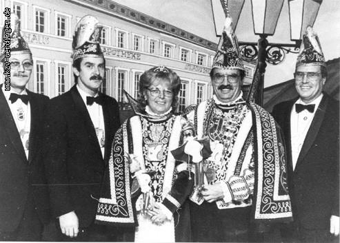 1985/1986 Heinz II. und Helga II. (Landwehr)