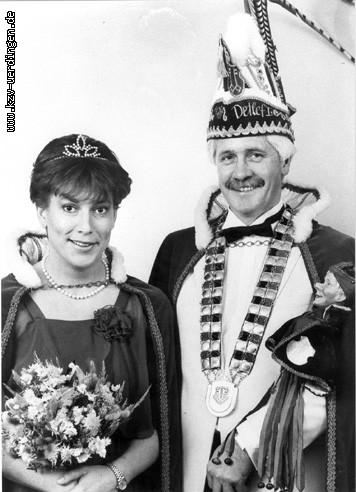 1987/1988 Detlef I. und Maria I. (Weitmann)