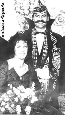 1989/1990 Ulli I. und Tina II. (Weyers)