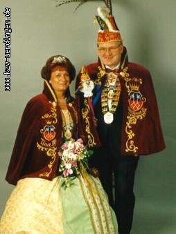 1990/1991 Wolfgang II. und Tina III. (Heinemann)