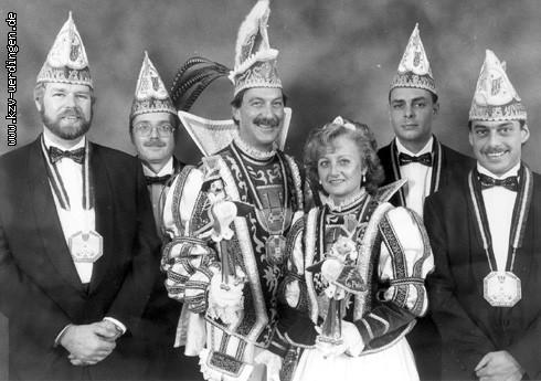 1994/1995 Norbert I. und Liesel I. (van der Heusen)