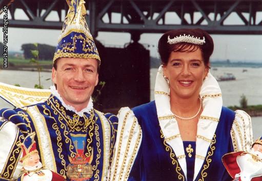 2000/2001 Marcus I. und Lolita I. (Fortmann)