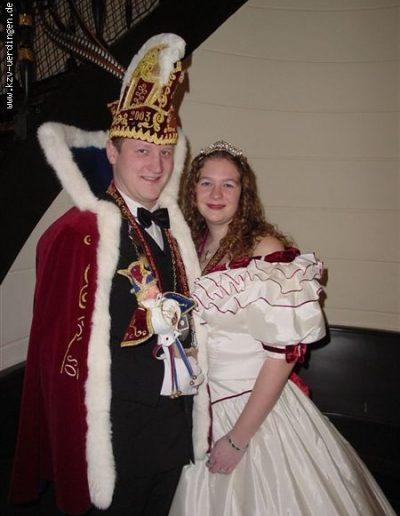 2002/2003 Oliver I. und Sonja I. (Kusch)