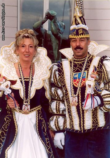 2003/2004 Heinz-Hermann I. und Martina I. (Küsters)